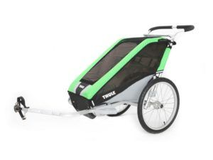 thule_chariot_cheetah1_green_bike