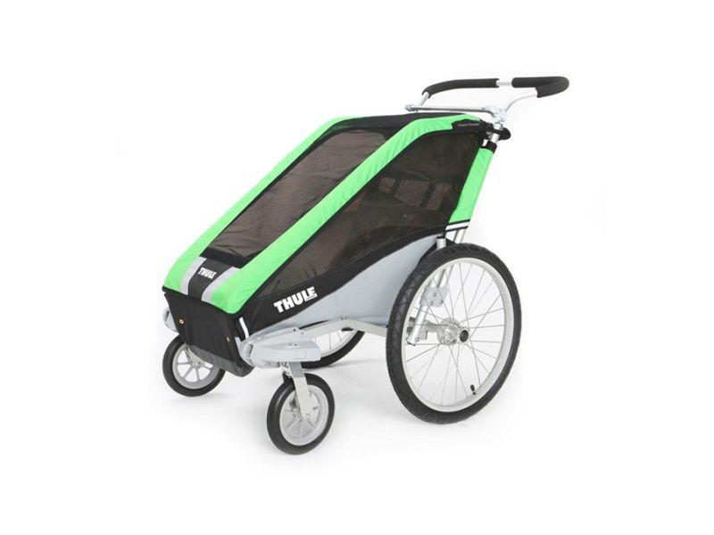 thule_chariot_cheetah1_green_stroll