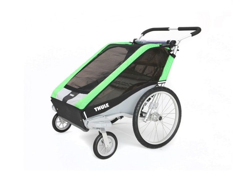 thule_chariot_cheetah2_green_stroll
