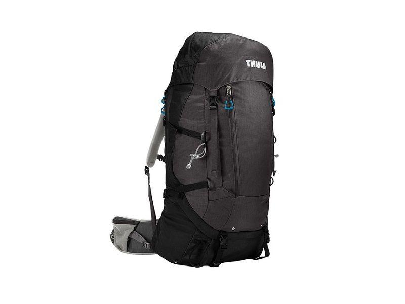 Muški ruksak Thule Guidepost 65L crno-sivi (planinarski)